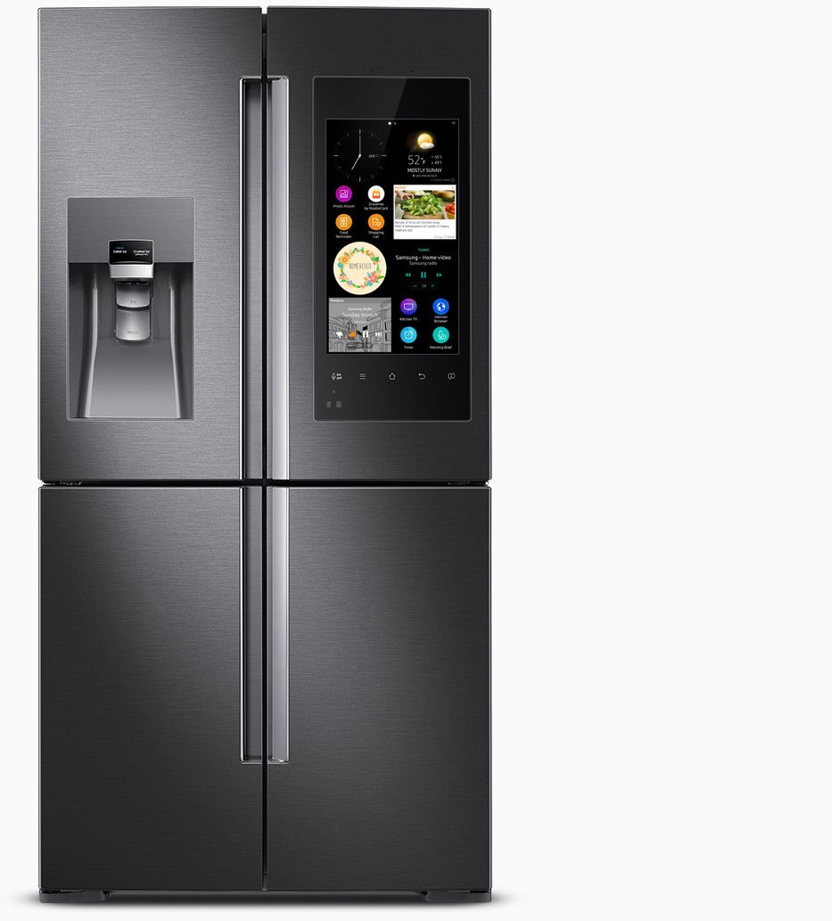 Kitchen Design Software Linux: Family Hub Refrigerator From Samsung Coming 2016!