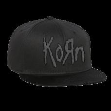 Korn 3D Embroidered Snapback