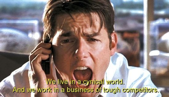 Jerry Maguire Quotes 1