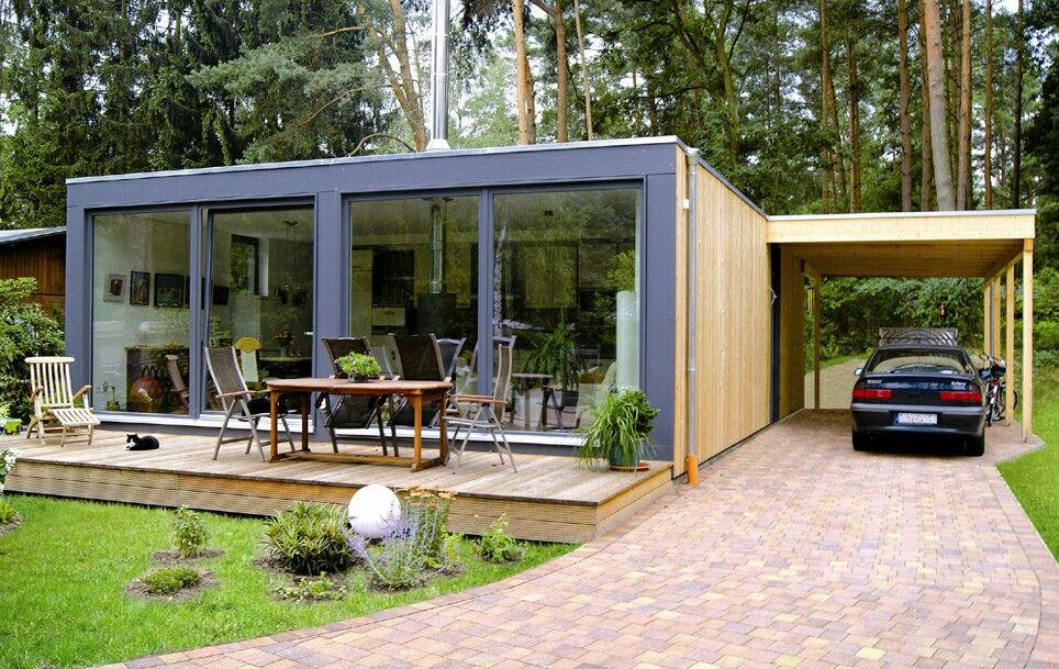 Modulhaus MaxHaus Cube haus, Haus, Modulare häuser