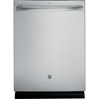 7 20 14 Ge Top Control Dishwasher In Stainless Steel With