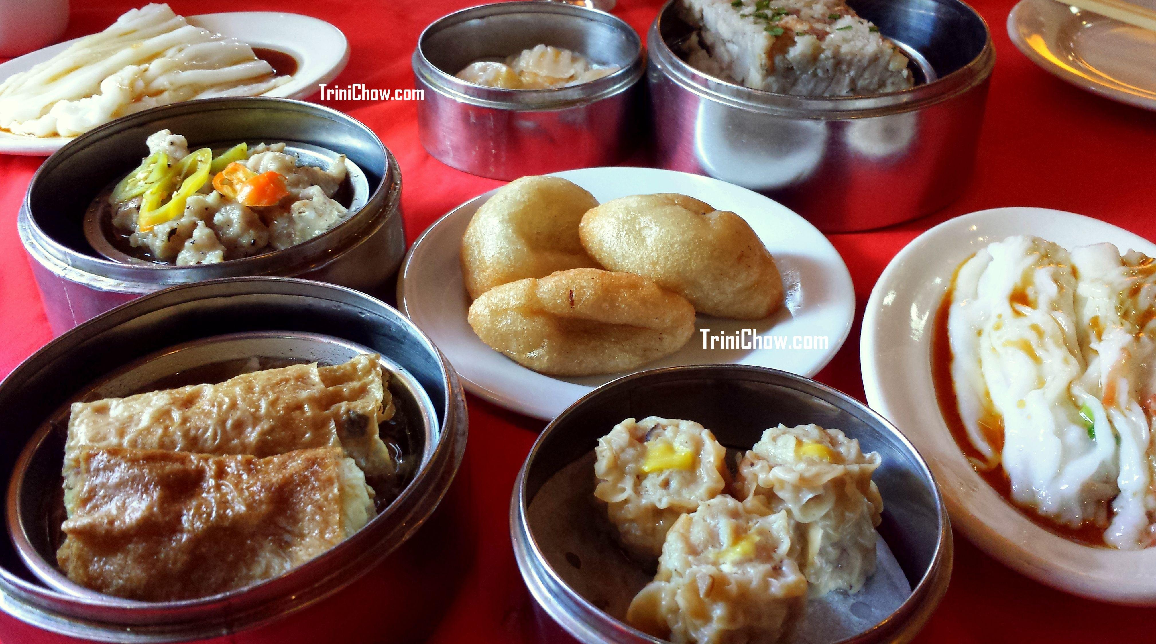 Sunday Dim Sum At Hong Kong City Port Of Spain Trinidad Korean Restaurant Recipes Dim Sum