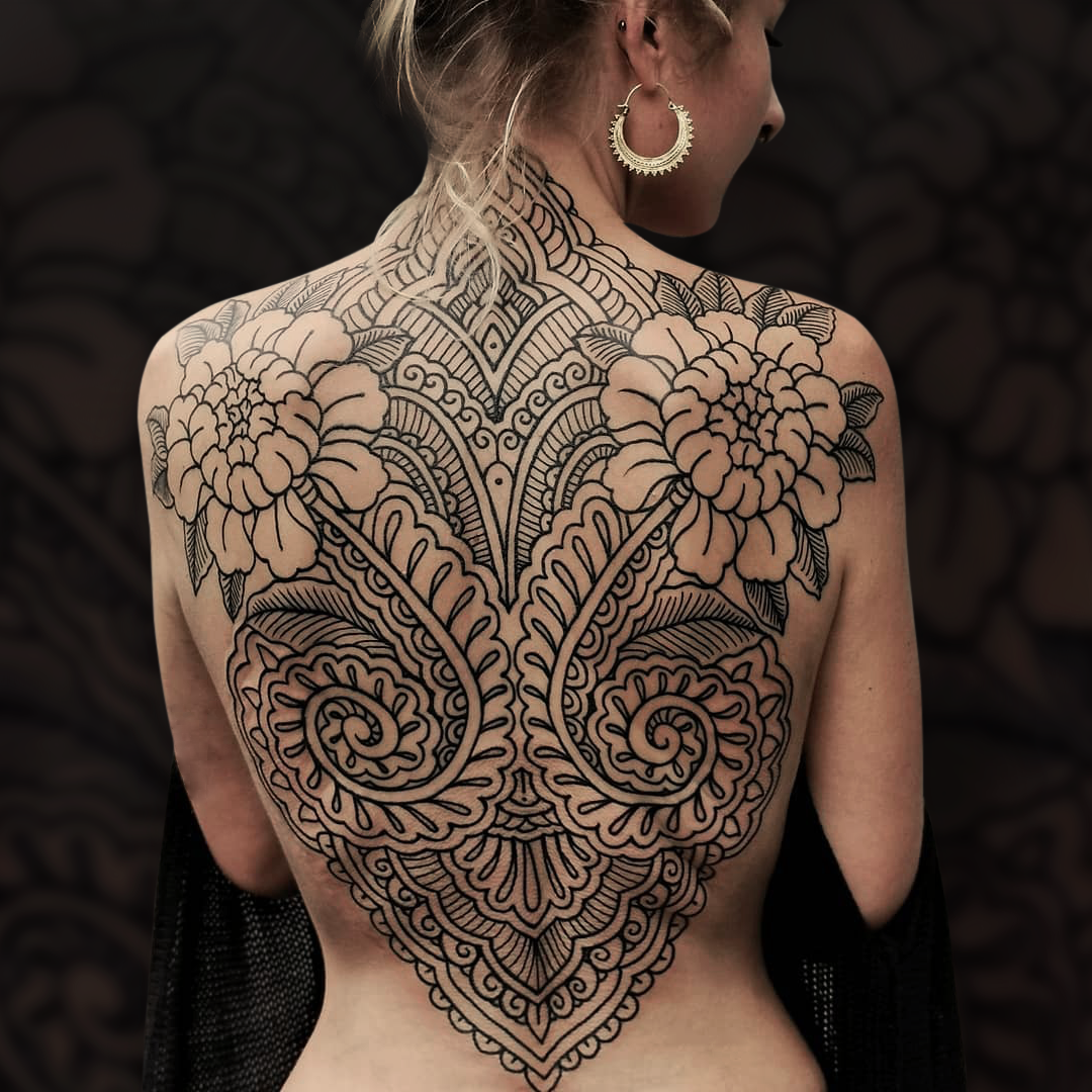Lenn Black Lotus, Tätowierer / Bochum / NRW – Feelfarbig / Tattoos