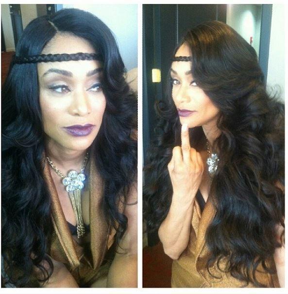 Love her goddess look