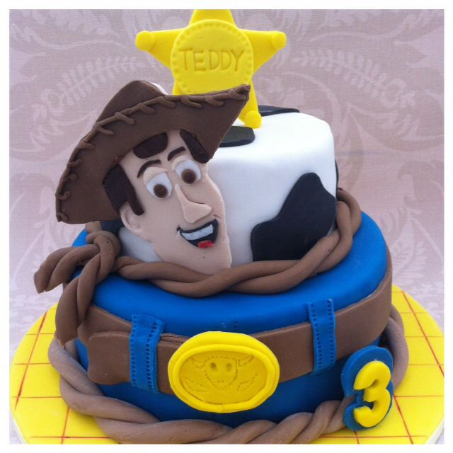 Toy story cake. Made for Teddy
