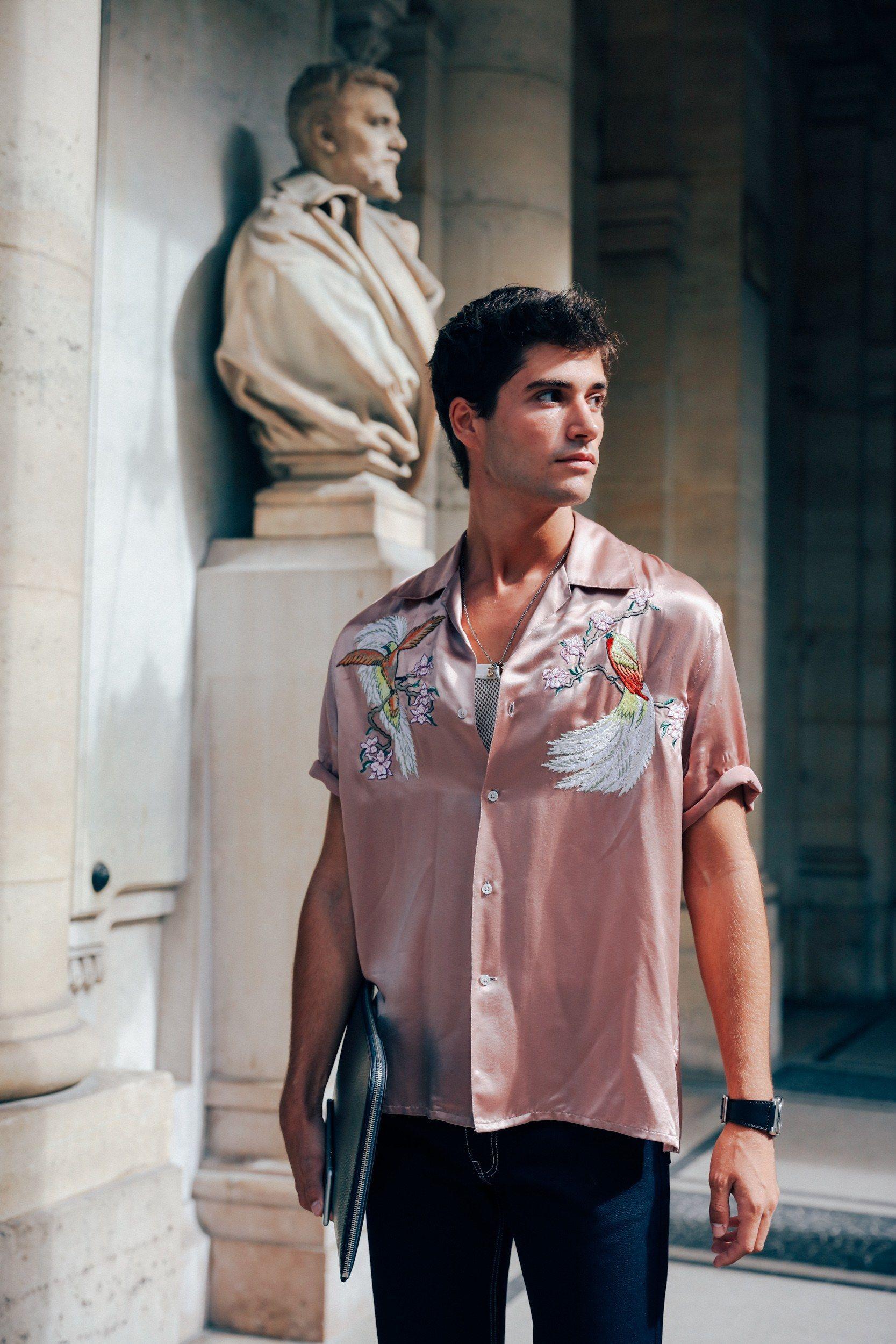 44++ Mens silk dress shirts ideas information