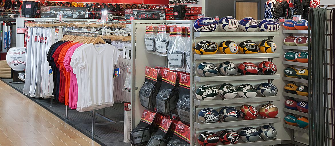 Rawlings Outlet Store at the new Palm Beach Outlets in
