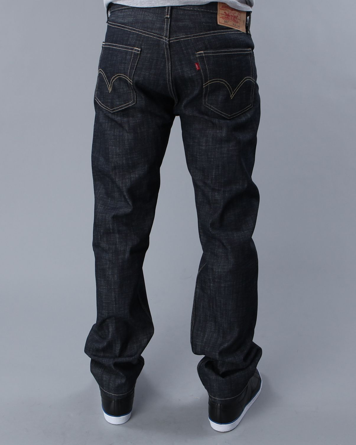 b57090a3 Levis 501 shrink to fit Men's jeans. The original waxed cowboy jean. Never  to go out of style