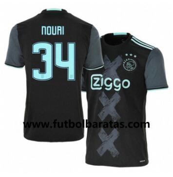 a211bde5a Ajax ABDELHAK NOURI Jersey Second Equipment 2017-18. Ajax ABDELHAK NOURI  Jersey Second Equipment 2017-18 Cheap Football Shirts