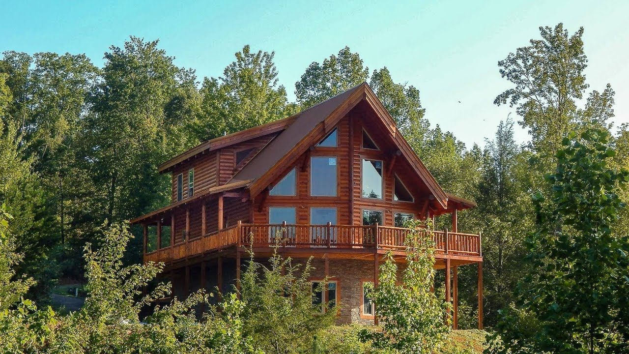 House In The Mountains For Rent