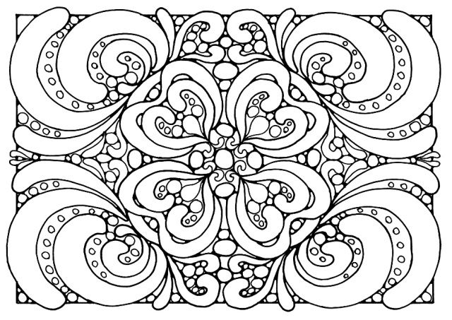 8 free printable mindful colouring pages mindful for Free mindfulness coloring pages