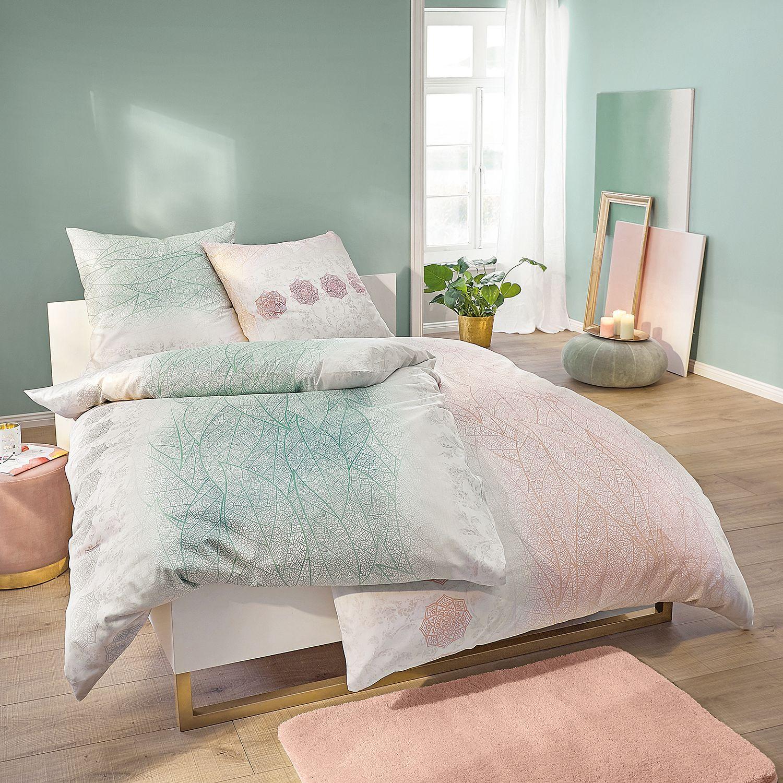 Parure De Lit En Satin Mako Santa Fe In 2020 Bettwasche Satin Bettwasche Und Bettlaken