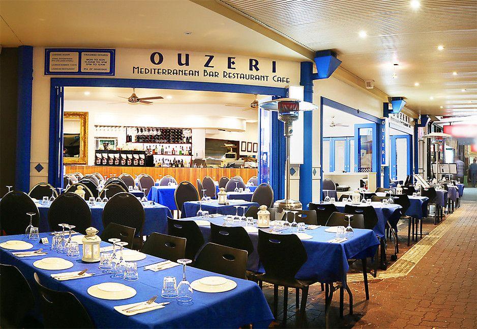 Ouzeri Greek Restaurant West End Qld Travel