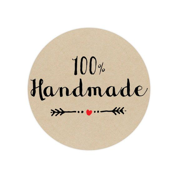 100 handmade stickers handmade customstickers
