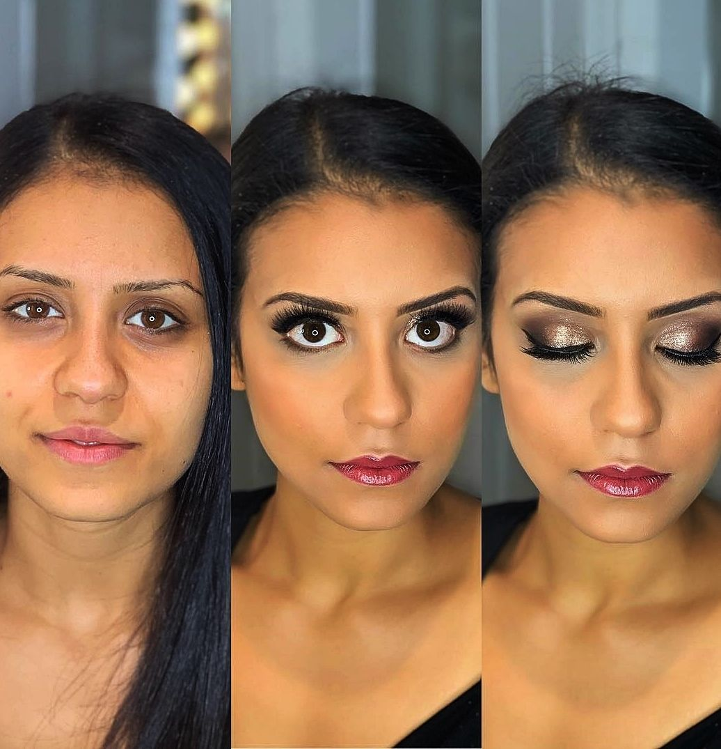 45 Women S Makeup Before And After Photos Page 23 Of 45 Makeup