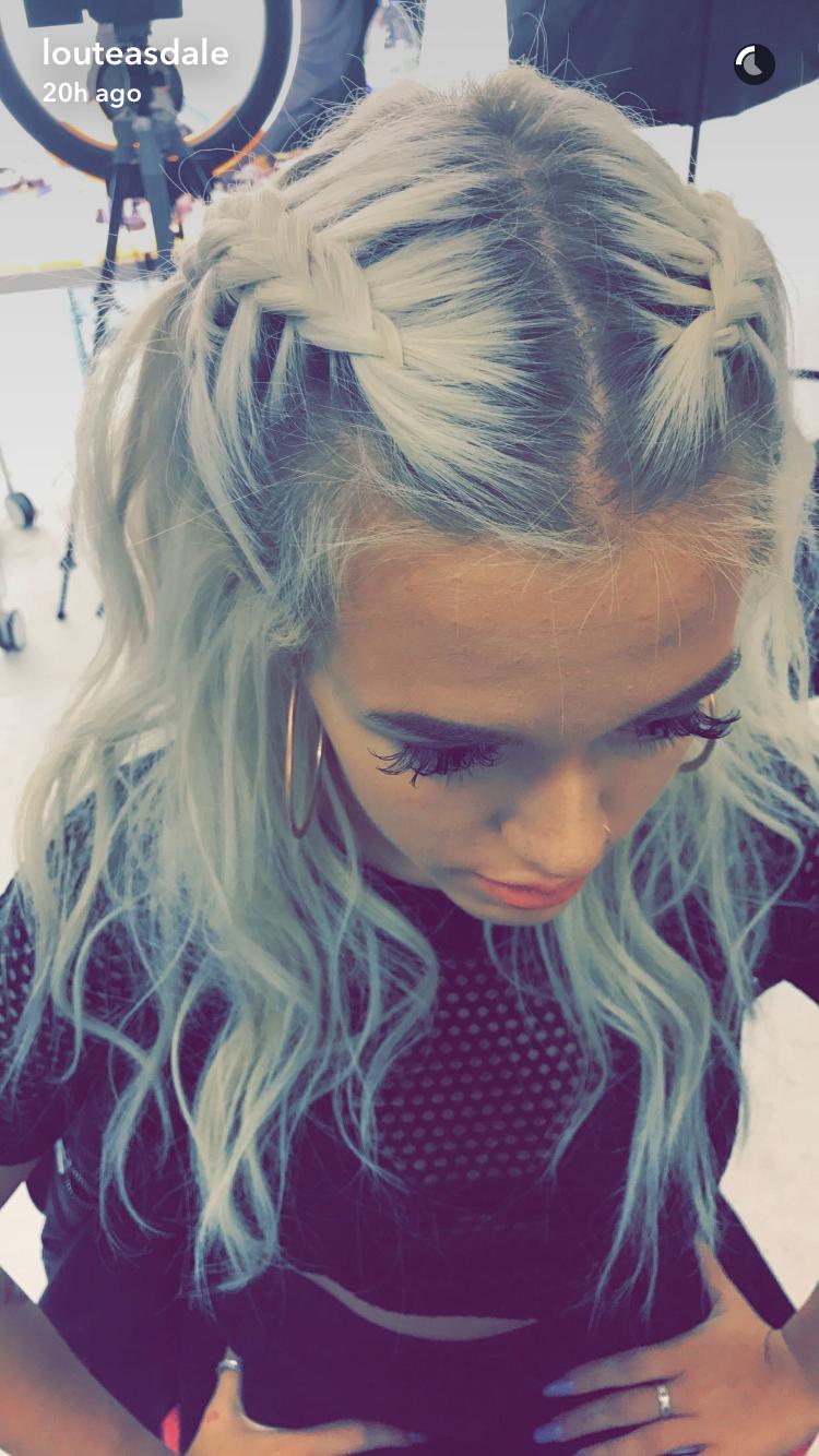 Lottie tomlinson peinados pinterest lottie tomlinson hair