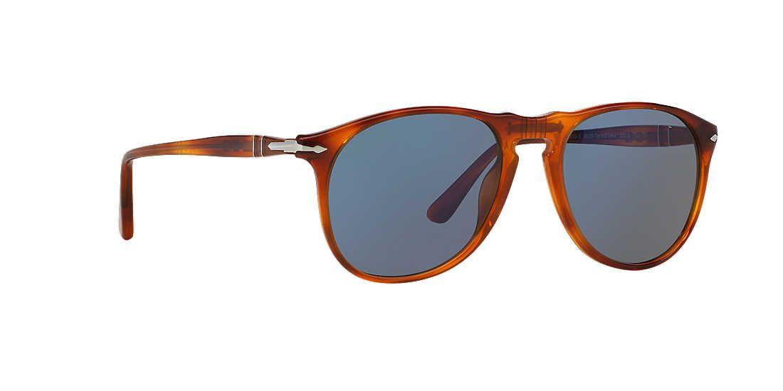 543e052b5c1d Persol PO9649S (55) 55 Blue   Tortoise Sunglasses