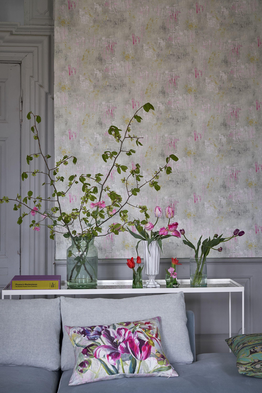 Designers Guild Impasto Magenta wallpaper | Patterns that Please ...