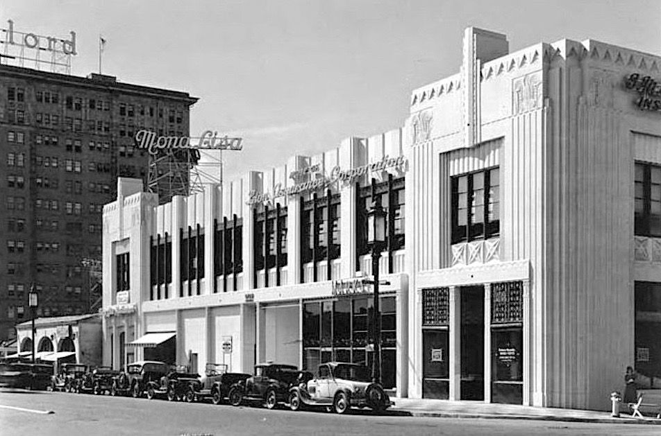 Pin On Historical And Vintage Photographs Of Los Angeles And Hollywood