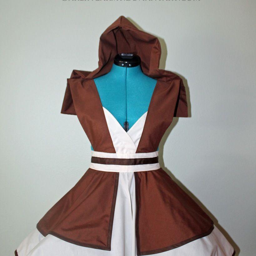 Brilliant Obi Wan Kenobi Costume. I'd love to make it