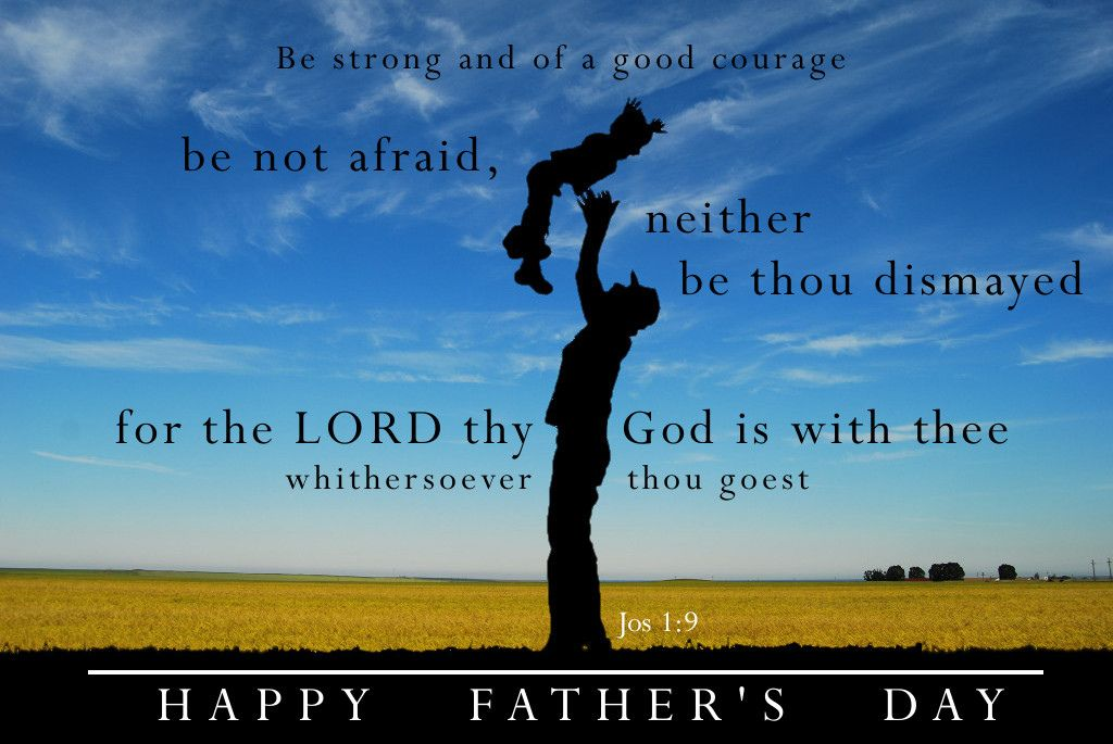 Happy Father's Day Religious Message