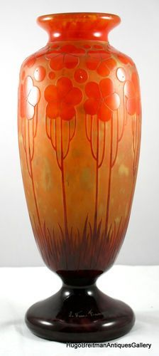 Schneider art glass :vases and lamps - Buscar con Google