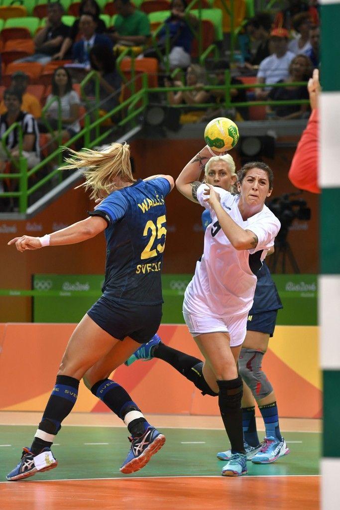 Handball Olympics Day 1 Pinterest