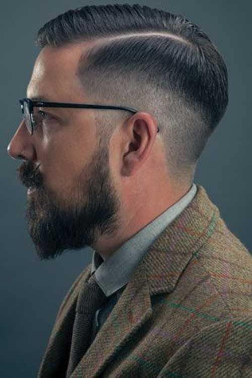 How To Style Hair Men Extraordinary Mens Faded Style Hair  Beard Board  Pinterest  Haircuts Hair