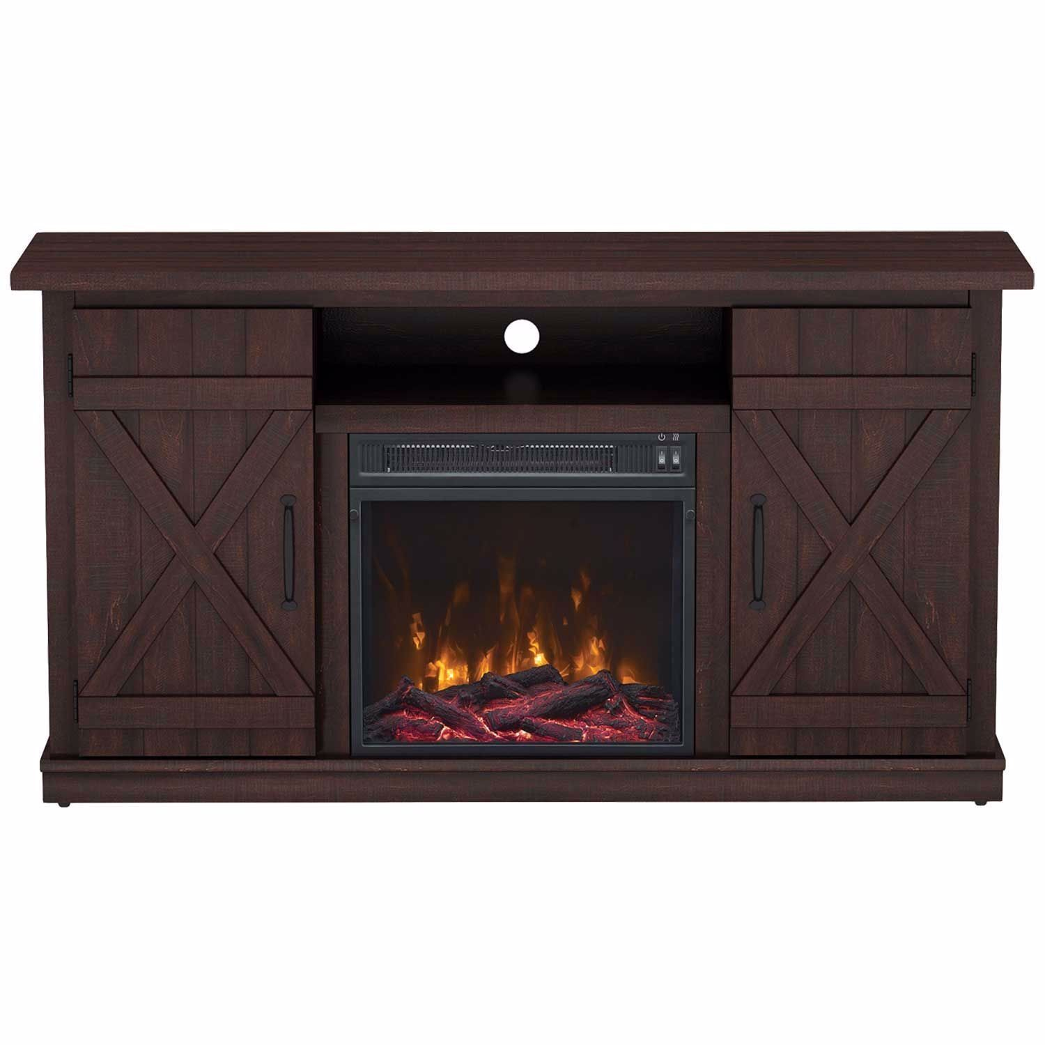 Cottonwood 47 Tv Stand With Fireplace D 2020