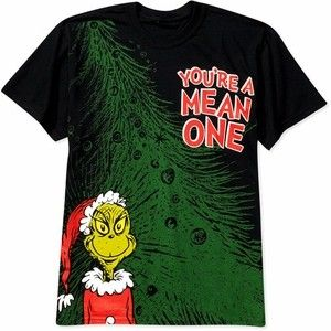0ca41fb47968 15 T-shirts designs with The Grinch, That Stole Christmas - fancy-tshirts .com