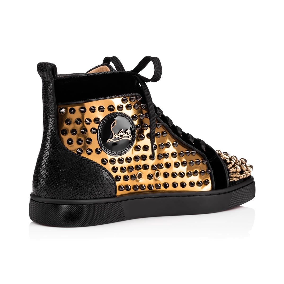 Shoes Mad Sneak Flat Christian Louboutin   Shoes mens