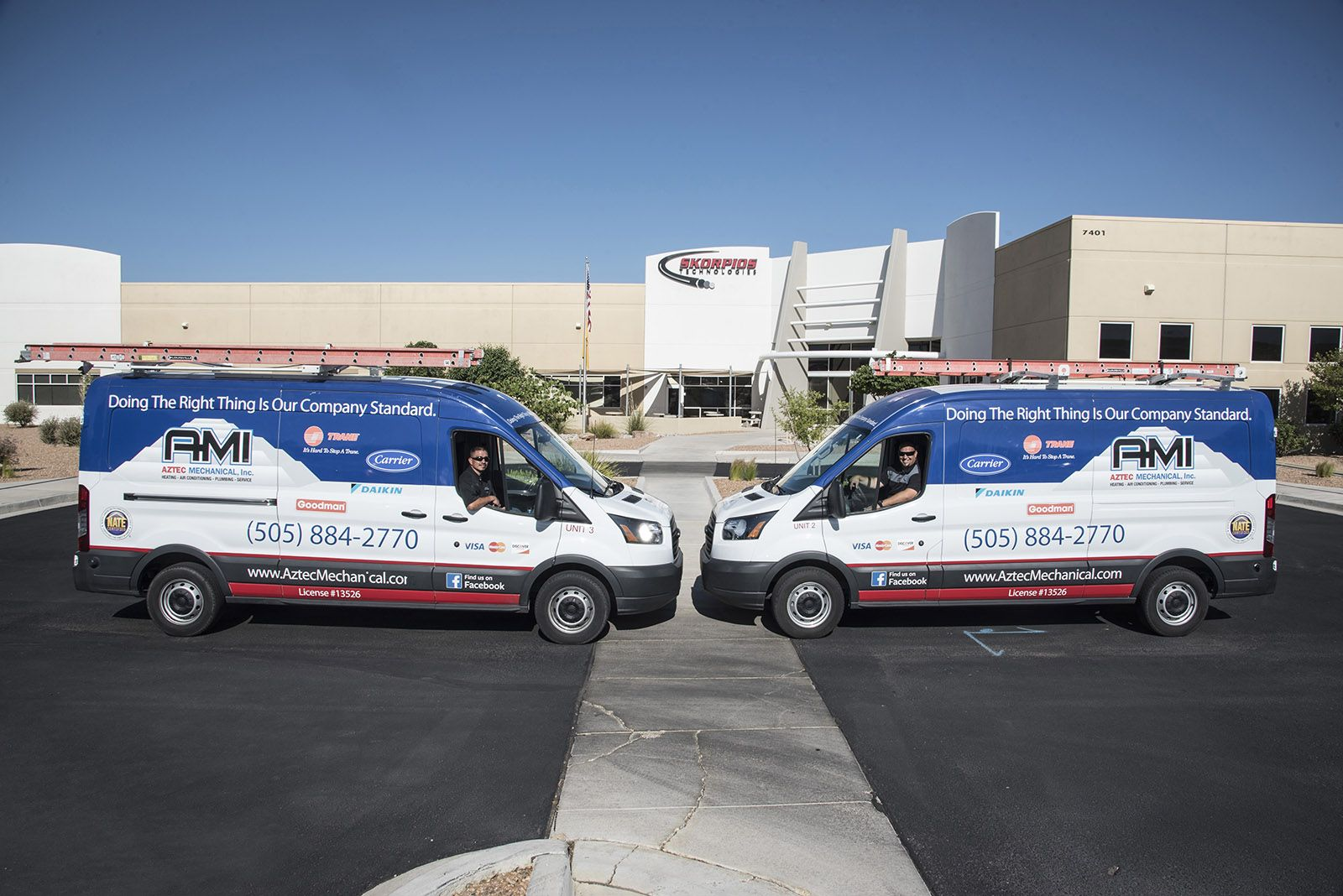 Whether it's an AC service and repair or furnace repair in