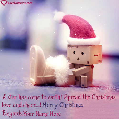 Exceptionnel Create Cute Christmas Wishes Quotes With Name Alongwith Best Christmas  Quotes And Send Printable Wishes Cards