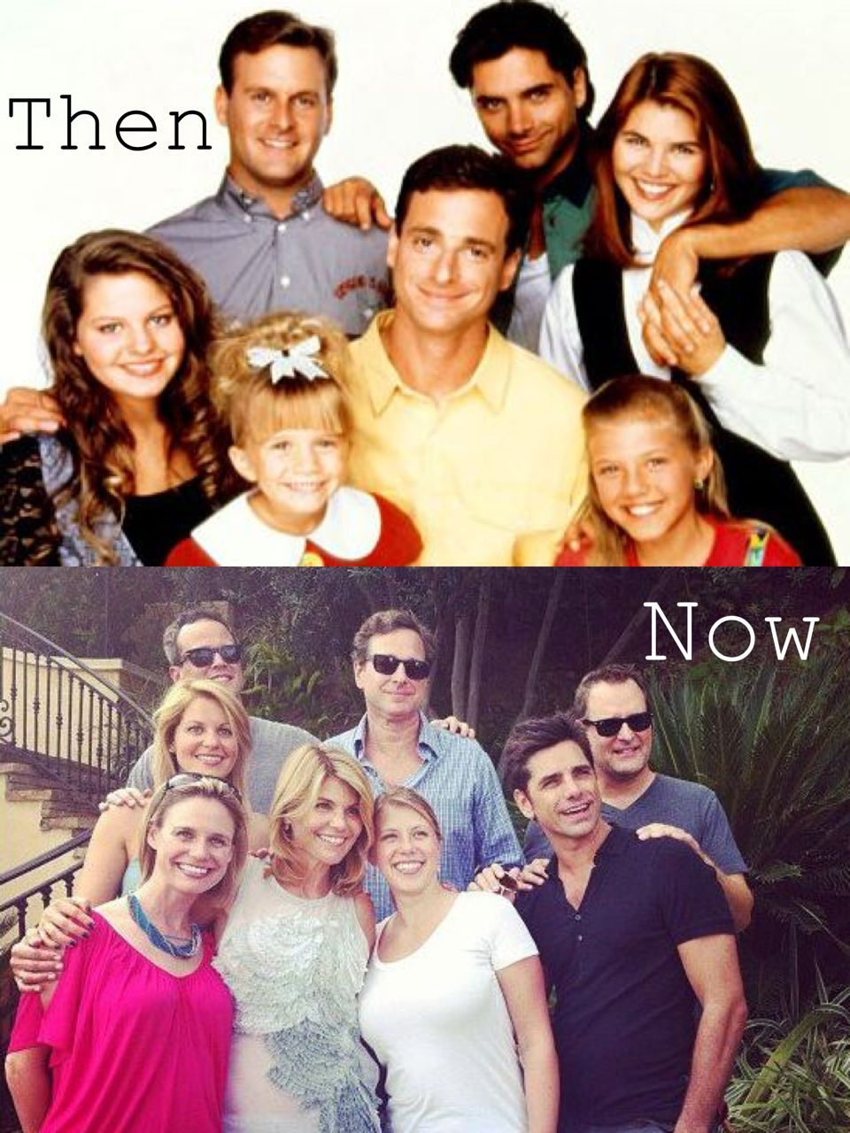 Full House Reunion Mary Kate And Ashley Full House Reunion For Full House Reunion Full House Full House Cast Full House Funny