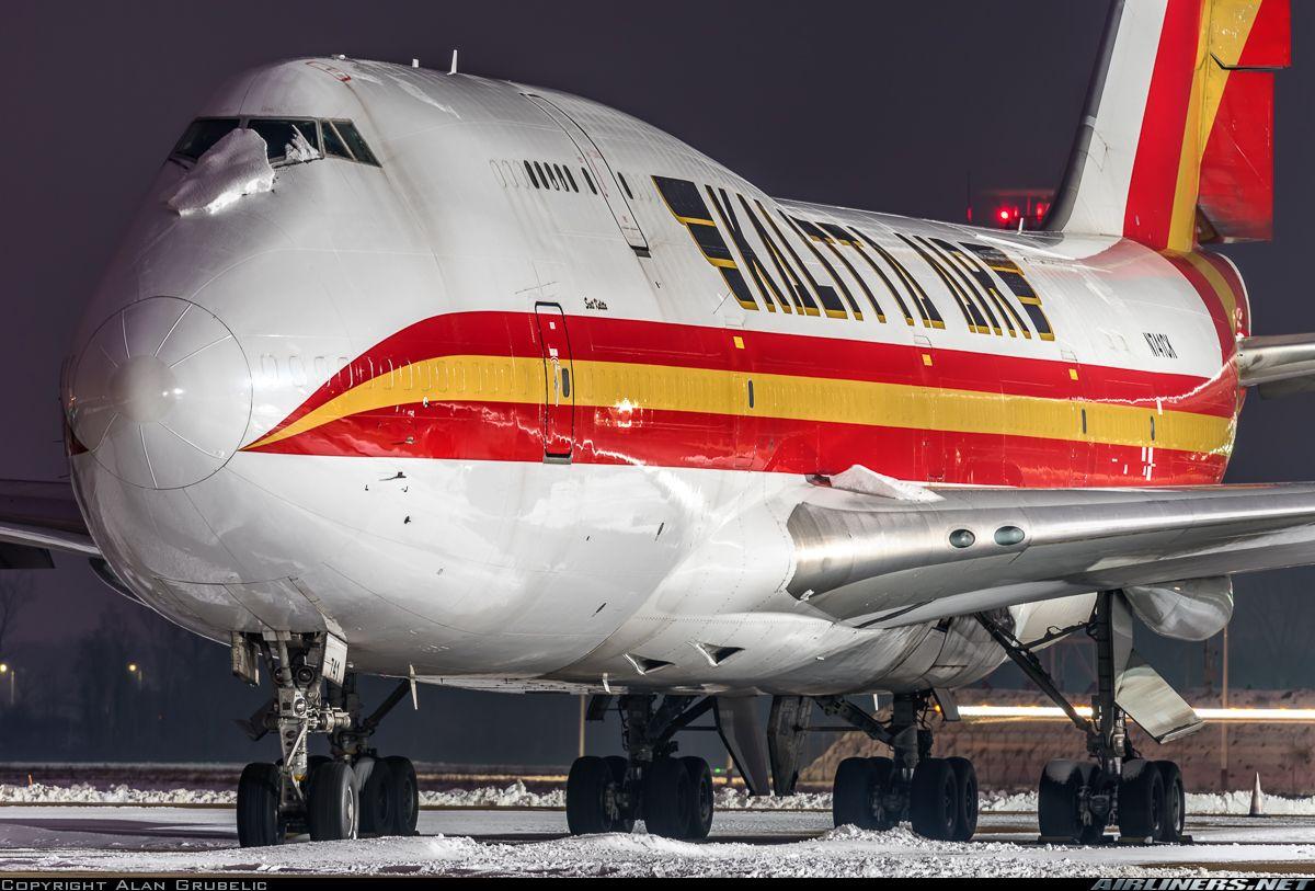 Photo Taken At Zagreb Pleso Zag Ldza In Croatia On February 22 2018 Boeing 747 Boeing Aviation