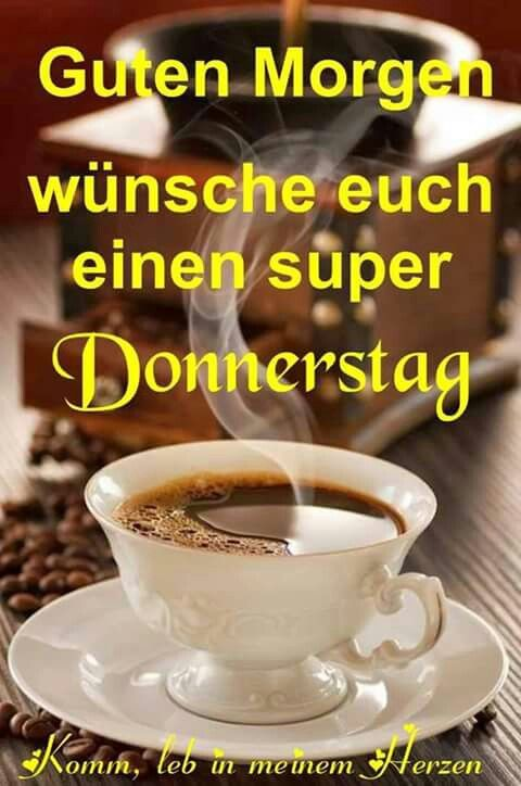 Super Donnerstag Sprüche Whatsapp Guten Morgen Donnerstag