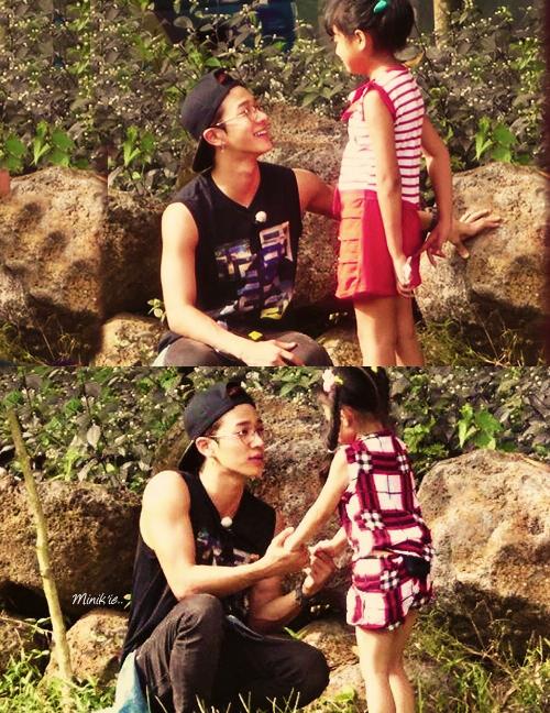 Lee Kikwang is the sweetest :)