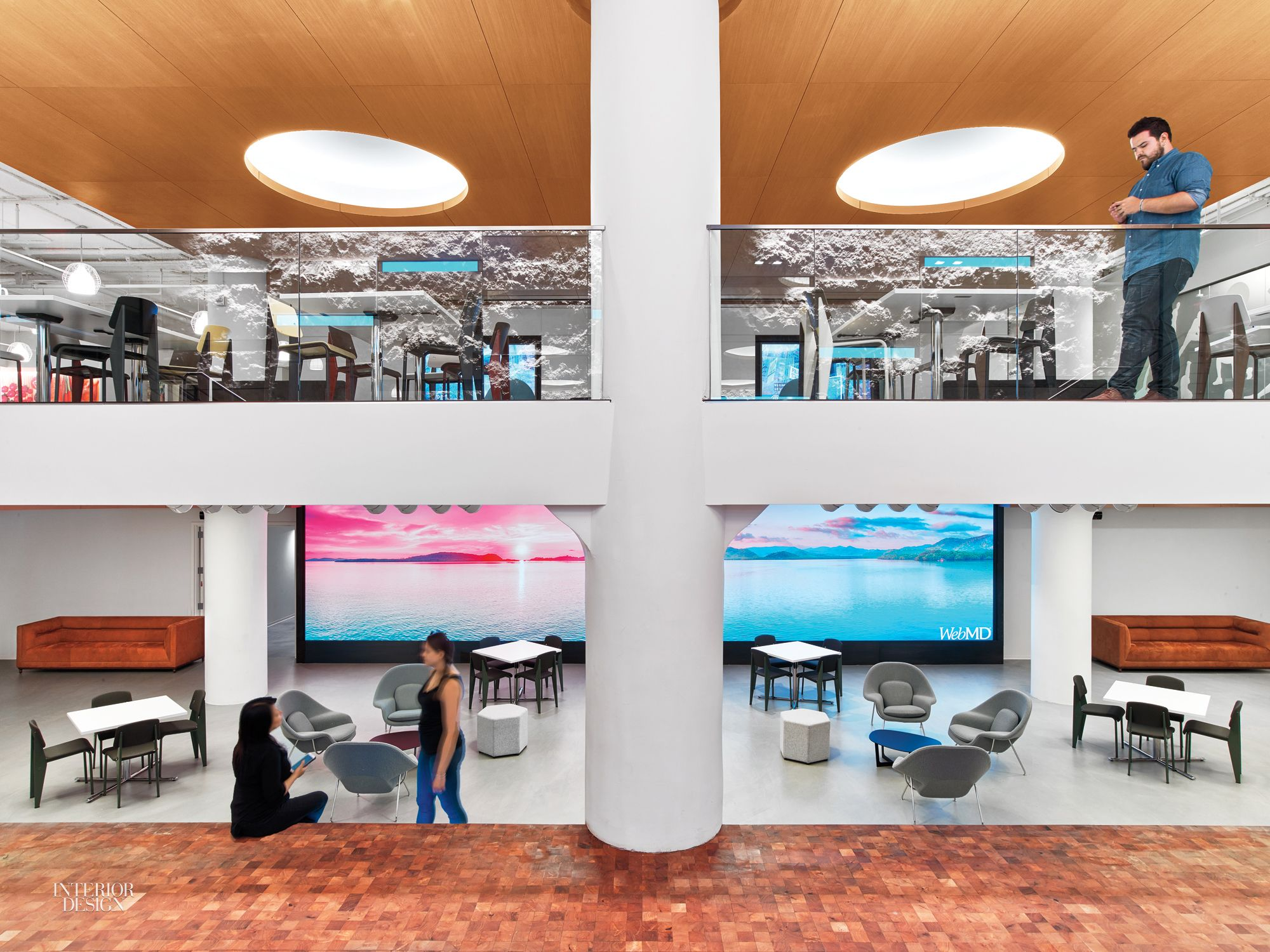 4 Outstanding Offices In The US