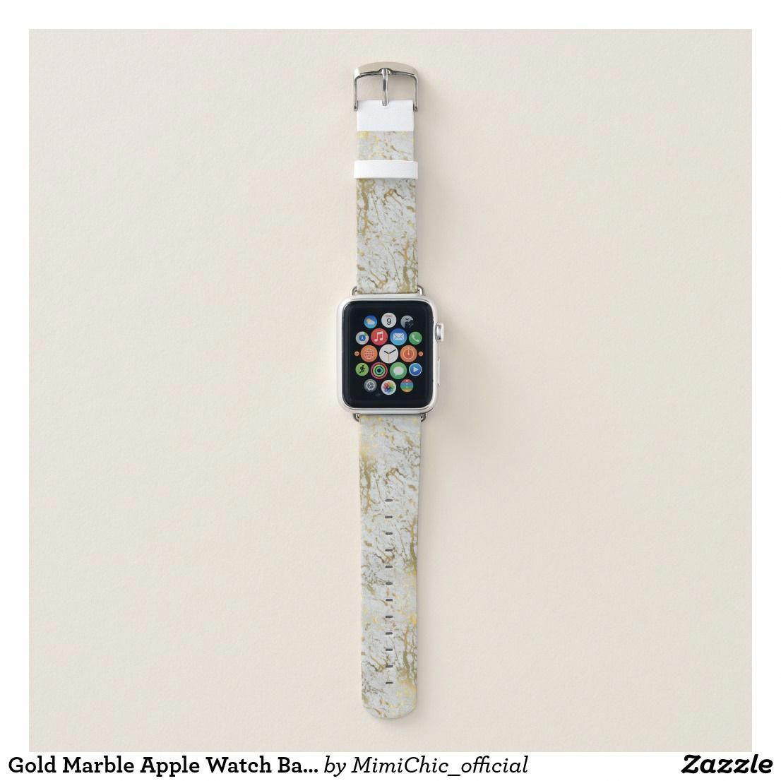Gold Marble Apple Watch Band applewatches,applewatch
