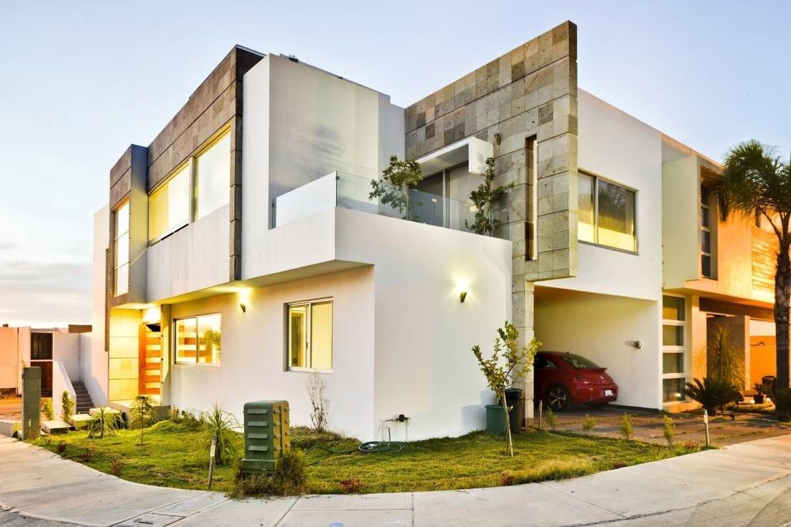 The Home That Sings In Perfect Harmony Homify Best Modern House Design House Styles Modern House Design
