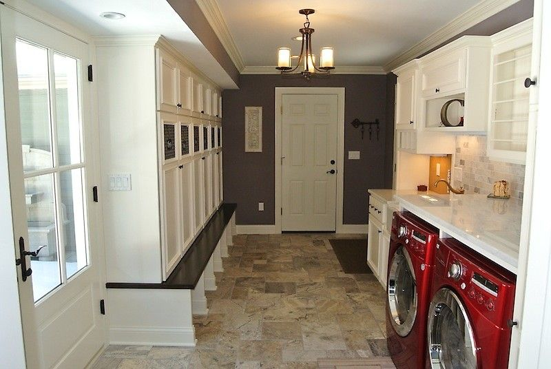 Pin By Erica Heck On Dream Home Mudroom Laundry Room Laundry