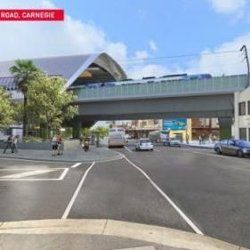 The Architects Behind Melbourne S Railway Stations Waking Up In Geelong Railway Station Melbourne Architect