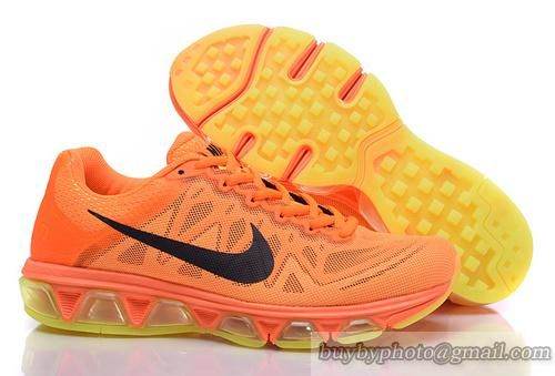 low priced a00e7 0df3f Mens Nike Air Max TAILWIND 7 Running Shoes Orange