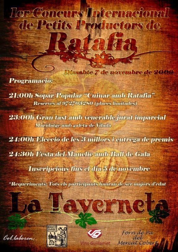 Elripollès Info La Millor Ratafia Vinos Y Quesos Sé Bueno Catalanes