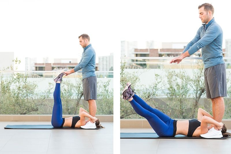 Sweat Together Couples Workout Fit couples, Couple