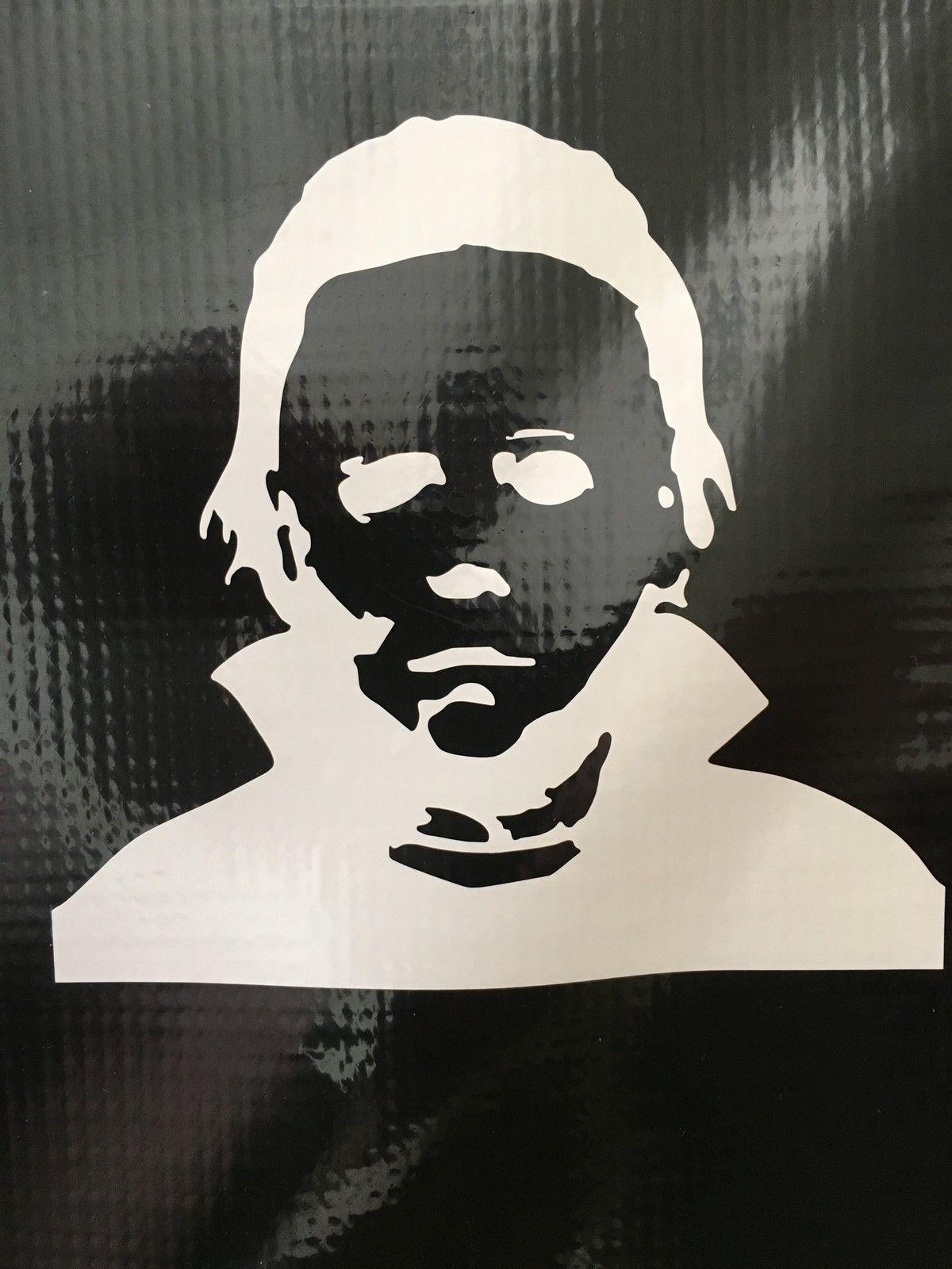 Michael Myers Halloween Horror Decal Sticker Vinyl Wall Laptop Car 4 5 Michael Myers Halloween Michael Myers Drawing Michael Myers [ 1600 x 1200 Pixel ]