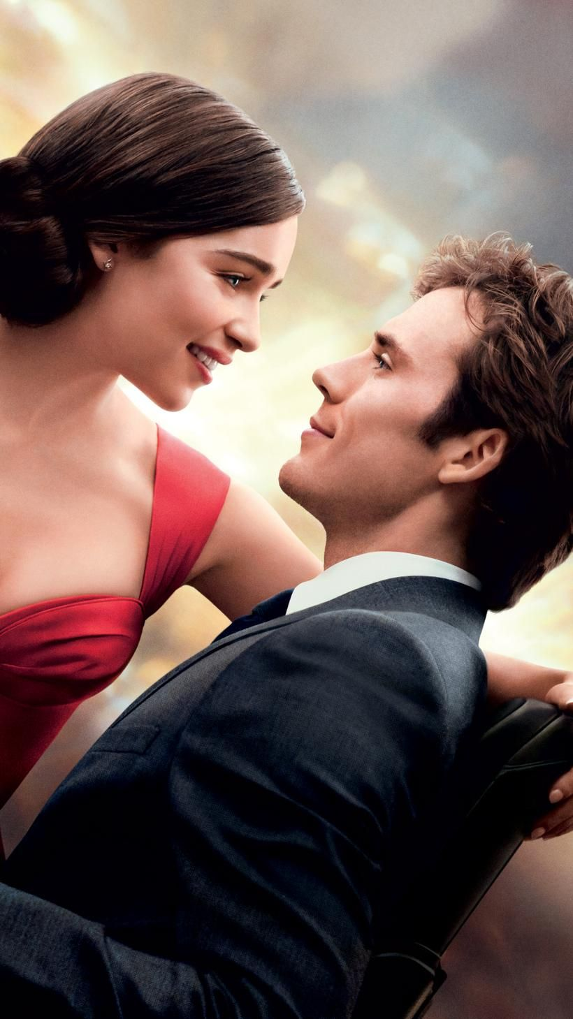 Me Before You 2016 Phone Wallpaper Moviemania Movie Couples Good Movies Romantic Movies
