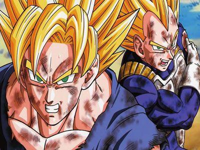 Free Goku And Vegeta Fusion Wallpapers Backgrounds Images Computer Desktop Dragon Ball Z Hd