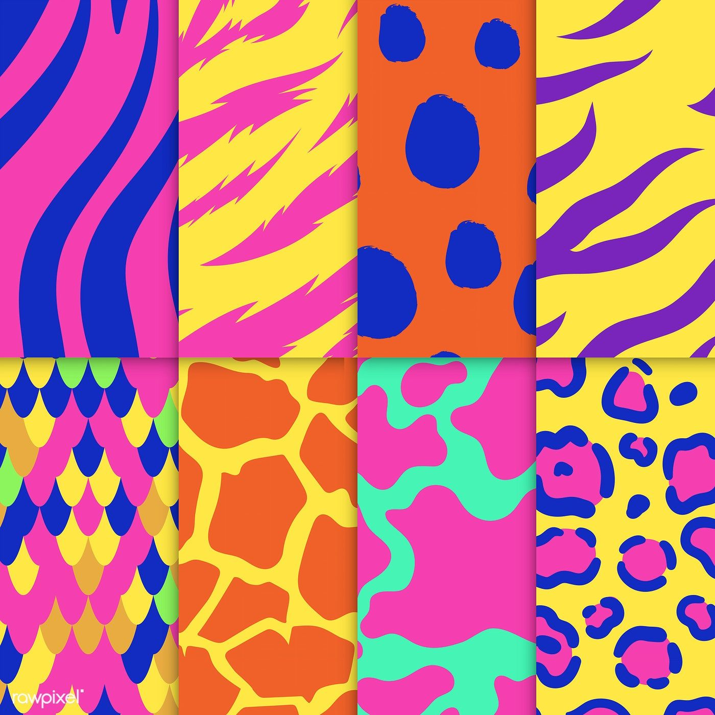 Animal Print Images Free