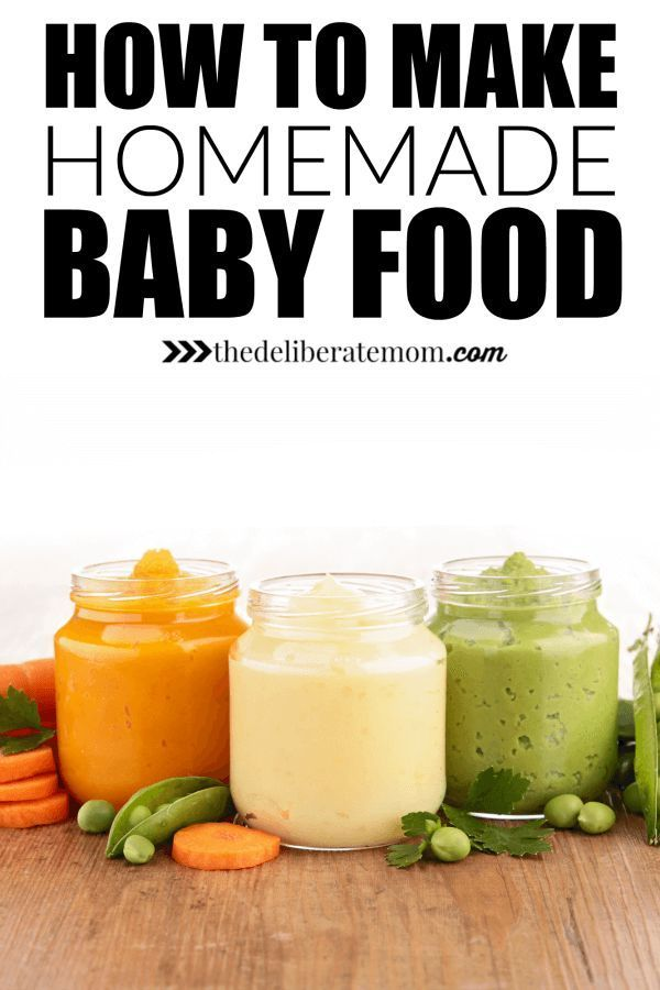 How to make healthy all natural homemade baby food homemade baby baby food recipes from 4 months to 12 months baby food cookbook full of homemade baby recipes suitable from 4 to 12 months forumfinder Gallery